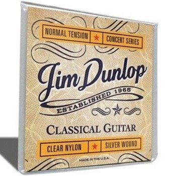 struny do gitary klasycznej JIM DUNLOP - CLASSICAL SET naciąg normalny (DCV120)