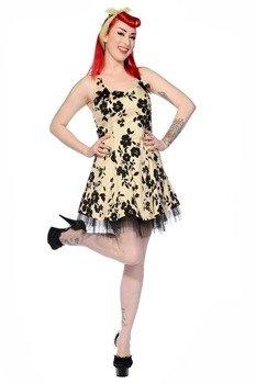 sukienka BANNED - FLORAL