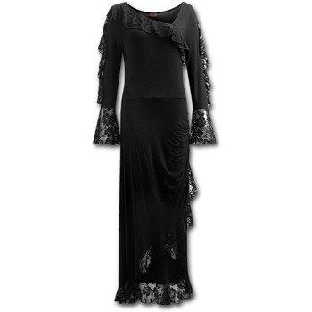 sukienka GOTHIC ELEGANCE czarna