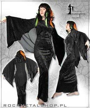suknia CRYSTEL [GT331] Laughing Vampire