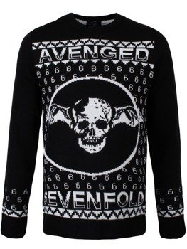 sweter AVENGED SEVENFOLD - DEATHBAT