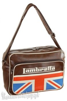 torba LAMBRETTA (BROWN)