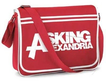 torba na ramię ASKING ALEXANDRIA, na ramię
