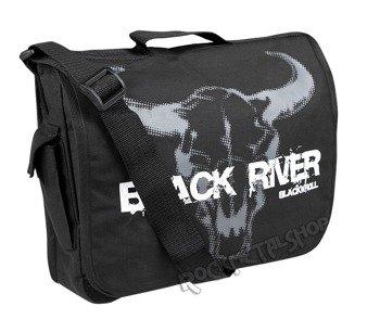 torba na ramię BLACK RIVER - BLACK'N'ROLL
