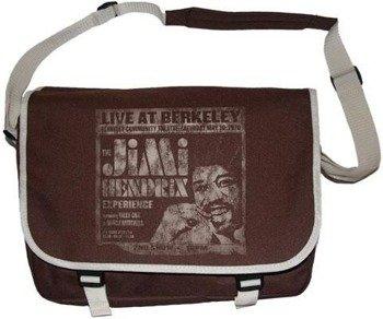 torba na ramię JIMI HENDRIX - LIVE AT BERKELEY