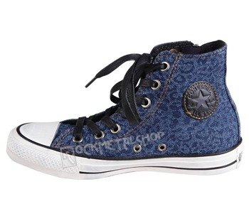 trampki CONVERSE - CHUCK TAYLOR ALL STAR CT SIDE ZIP HI N.IRON