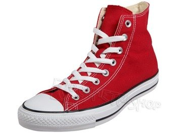 trampki Converse All Star Core HI  (RED)