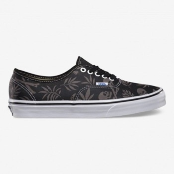trampki VANS - AUTHENTIC VAN DOREN  BLACK ALOHA SKULL