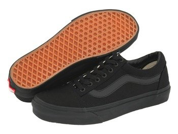 trampki VANS - OLD SKOOL BLACK BLACK
