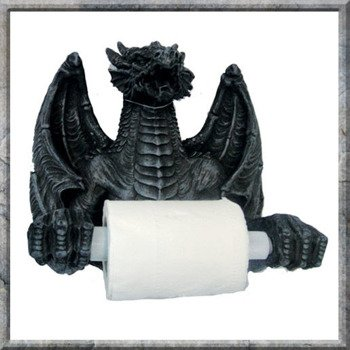 uchwyt na papier  BLACK DRAGON