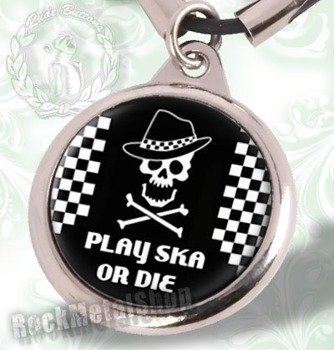 wisior PLAY SKA OR DIE