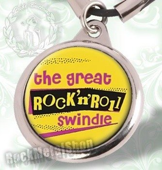 wisior THE GREAT ROCK 'N' ROLL SWINDLE