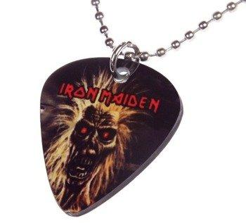wisior kostka gitarowa IRON MAIDEN