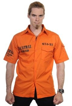 workshirt ALCATRAZ PSYCHO WARD