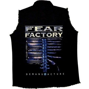 workshirt  FEAR FACTORY - DEMANUFACTURE
