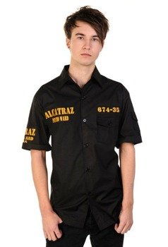 workshirt PSYCHO WARD black