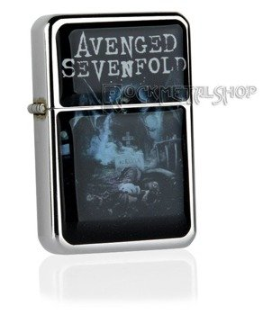 zapalniczka AVENGED SEVENFOLD - NIGHTMARE