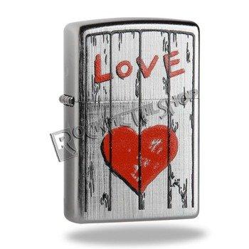 zapalniczka ZIPPO - LOVE
