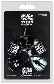 zestaw kostek BRUCE SPRINGSTEEN - WRECKIN BALL LP-BS1 (6 szt)