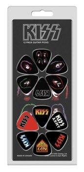 zestaw kostek KISS LP12-KISS1 (12 szt)