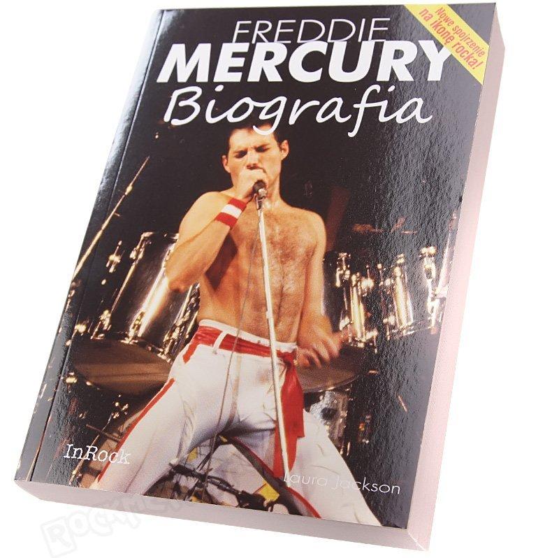 Ładowanie zdjęcia książka FREDDIE MERCURY. BIOGRAFIA, autor Laura Jackson
