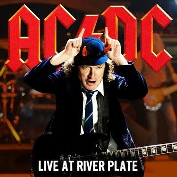 AC/DC : LIVE AT RIVER PLATE (2CD)