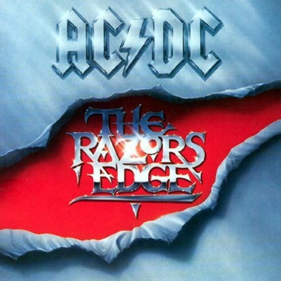 AC/DC: THE RAZORS EDGE (LP VINYL)