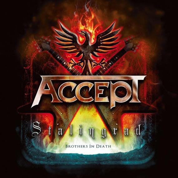 ACCEPT: STALINGRAD (CD)