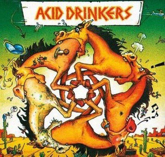 ACID DRINKERS: VILE VICIOUS VISION (CD)