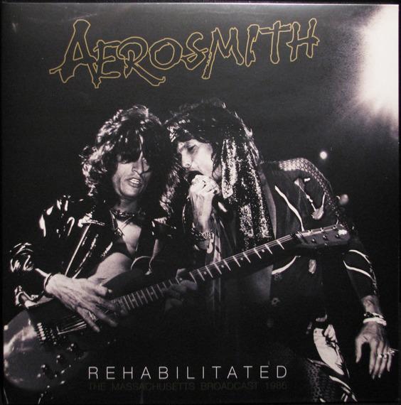AEROSMITH: REHABILITATED - THE MASSACHIUSETTS BROADCAST 1986 (2LP VINYL)