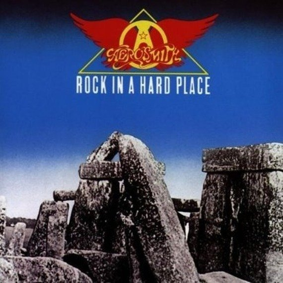 AEROSMITH: ROCK IN A HARD PLACE (CD)