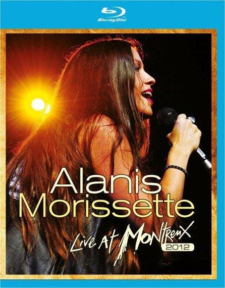 ALANIS MORISSETTE: LIVE AT MONTREUX 2012 (BLU-RAY)