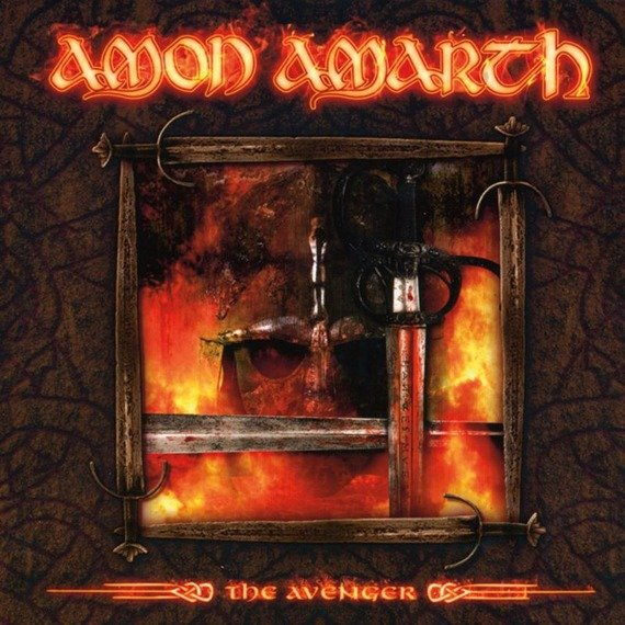 AMON AMARTH: THE AVENGER (CD)