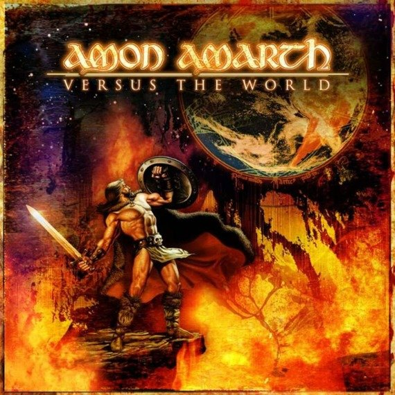 AMON AMARTH: VERSUS THE WORLD (CD)