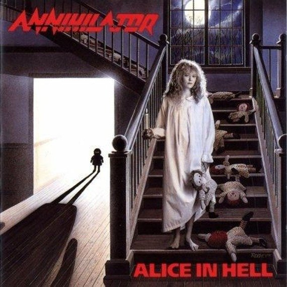 ANNIHILATOR: ALICE IN HELL (CD)