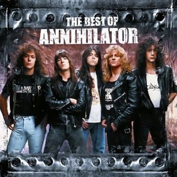 ANNIHILATOR: THE BEST OF (CD)