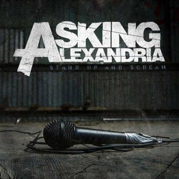 ASKING ALEXANDRIA: STAND UP AND SCREAM (CD)