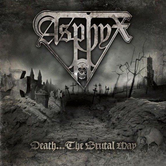 ASPHYX: DEATH...THE BRUTAL WAY (CD+DVD)