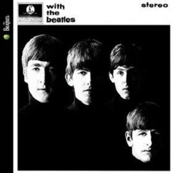 BEATLES, THE: WITH THE BEATLES (CD)