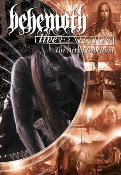 BEHEMOTH: LIVE ESCHATON THE ART OF REBELION (DVD)