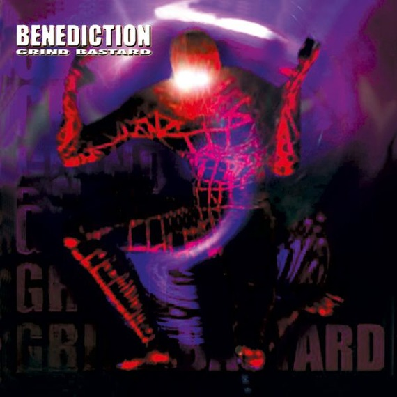 BENEDICTION: GRIND BASTARD (CD)