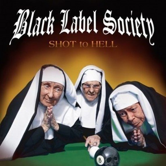 BLACK LABEL SOCIETY: SHOT TO HELL (CD)