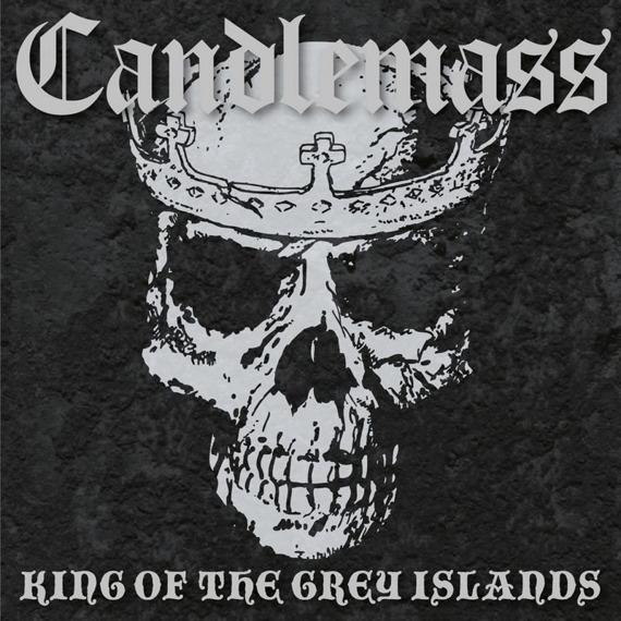 CANDLEMASS: KING OF THE GREY ISLANDS (CD DIGIPACK)