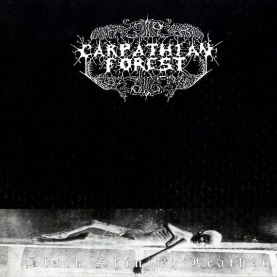 CARPATHIAN FOREST: BLACK SHINING LEATHER (LP VINYL)