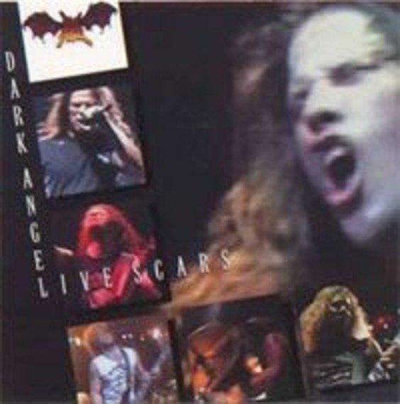 DARK ANGEL: LIVE SCARS (LP VINYL)