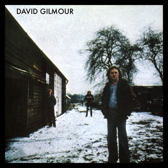 DAVID GILMOUR: DAVID GILMOUR (CD) REMASTER