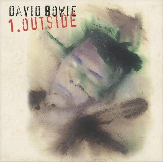 DAWID BOWIE: OUTSIDE (CD)