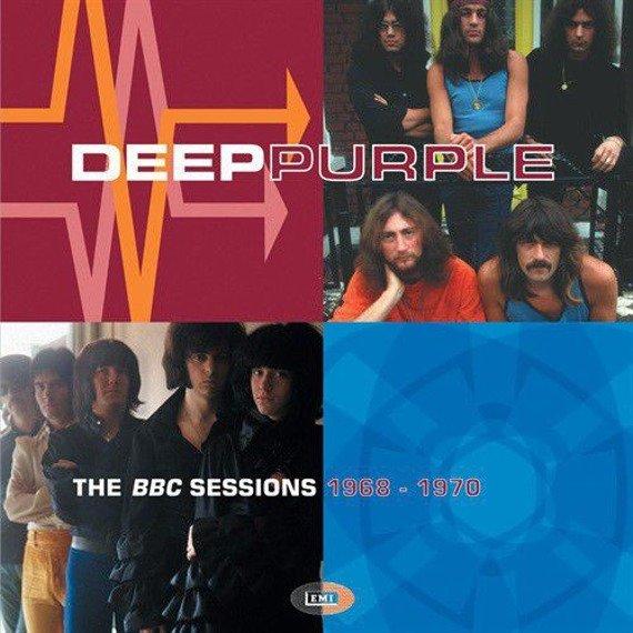 DEEP PURPLE: THE BBC SESSIONS 1968-1970 (2CD)