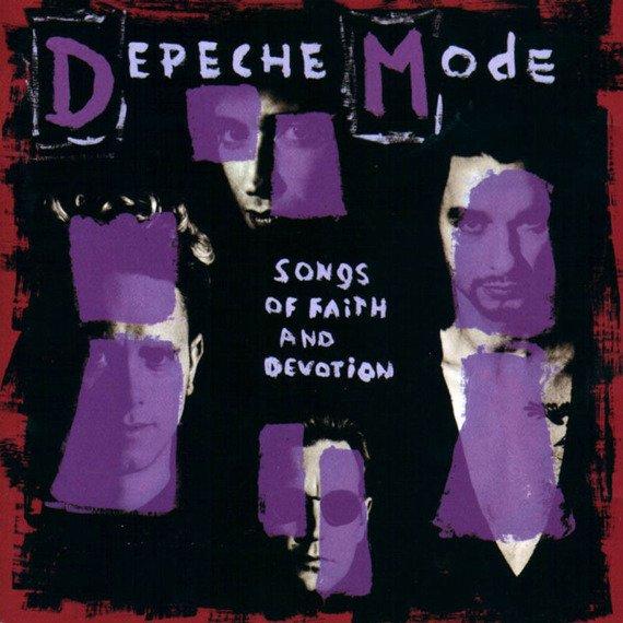 DEPECHE MODE: SONGS OF FAITH AND DEVOTION (CD)