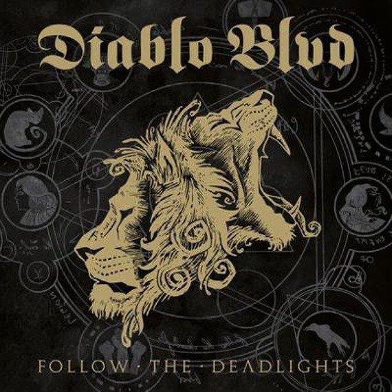 DIABLO BLVD: FOLLOW THE DEADLIGHTS (CD)